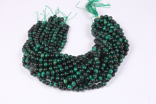 Green Tiger Eye 8 MM Beads