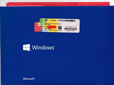 Windows 7 Pro OEM software Multi-Language