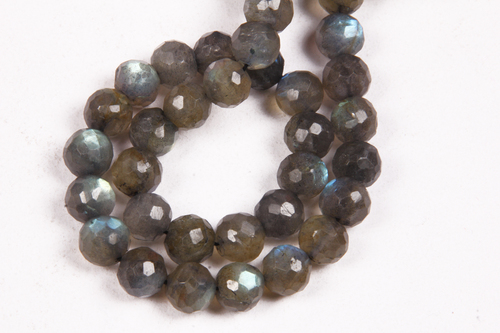 Labradorite 8 MM Beads