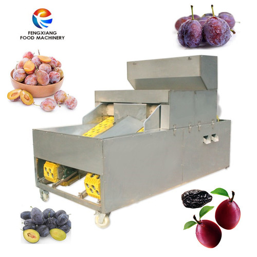 Plum Cherry Pitting Machine