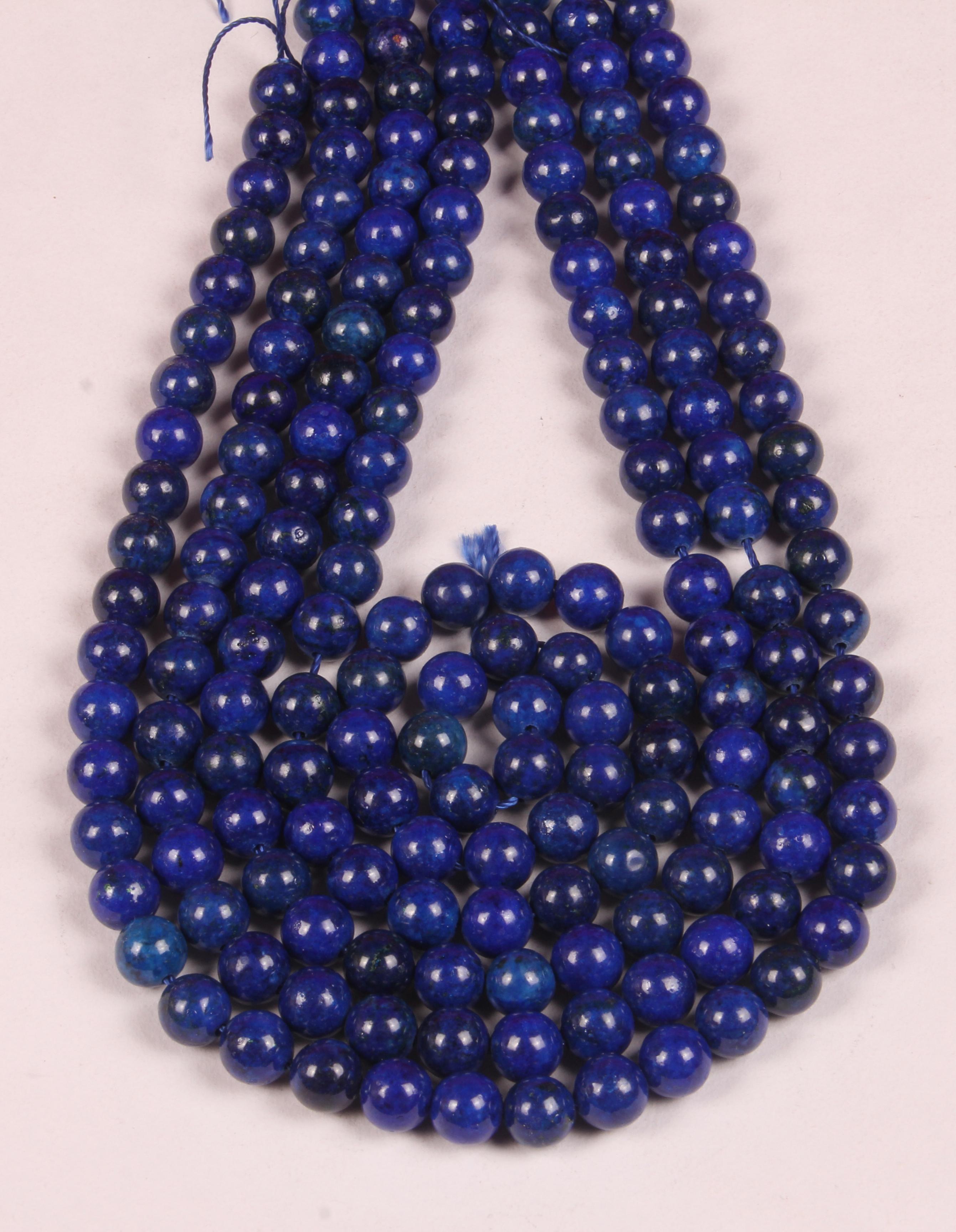 Lapis Lazuli 8 MM Beads