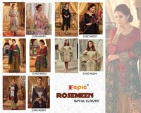 Latest Pakistani Designer Suits