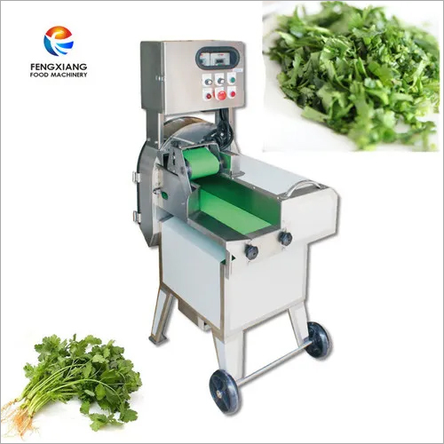 Spinach Cutting Machine