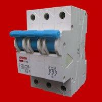 3 Pole MCB Switch