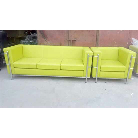 Green Office Sofa Set