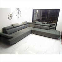 nfm new set leather sofa