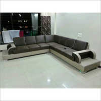 Nfm Artificial Leather Sofa Set