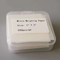Micro Low Nitrogen Weighing Paper