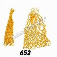 Yellow Basketball Net