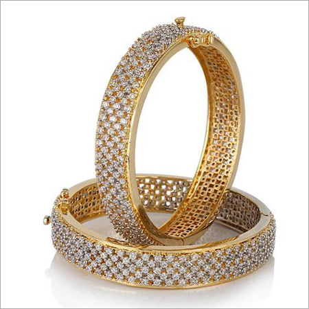 American Diamond Bangle