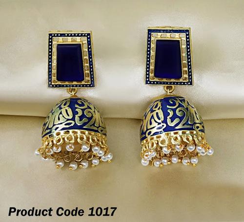Ethnic Jhumka Earring