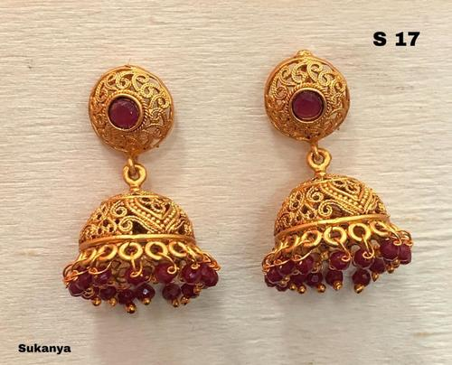 Traditional Stylish Jhumka Earrings