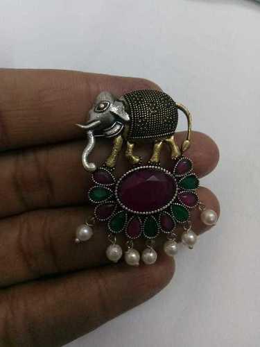 Antique Jhumka Earrings