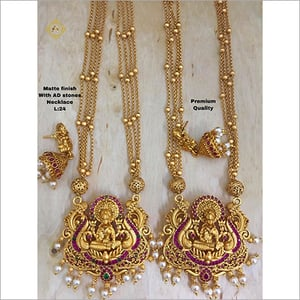 Traditional Pendant Necklace