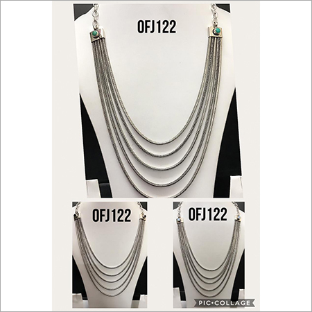 Designer Chain layer Necklace