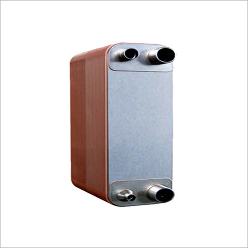 Industrial Brazed Plate Heat Exchanger