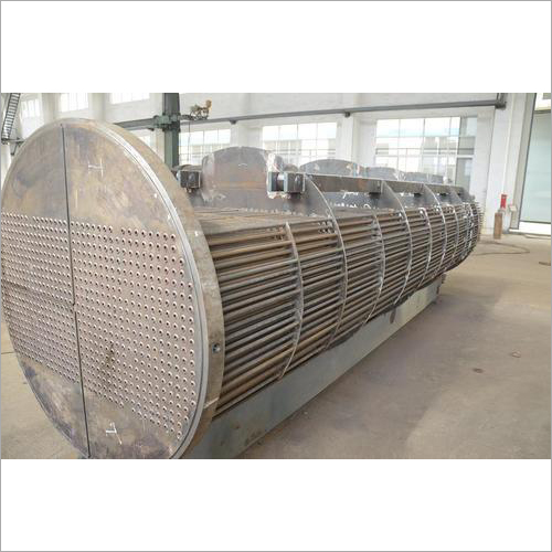 Shell Plate Heat Exchanger