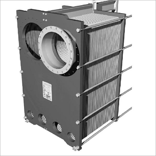 Semi Welded industrial Plate Heat Exchangers