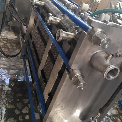 Stainless Steel Plate Heat Exchanger For Beverages