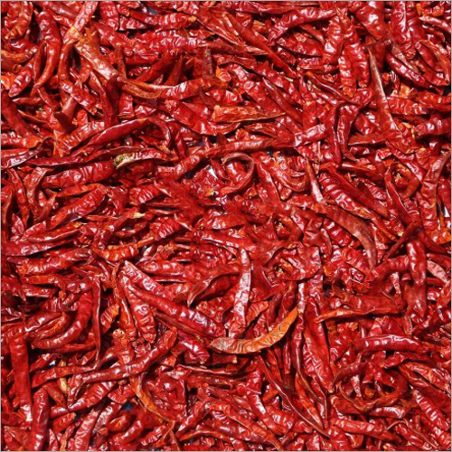 Spicy Red Chillies