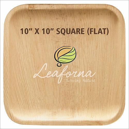 Simple Areca Leaf Plate