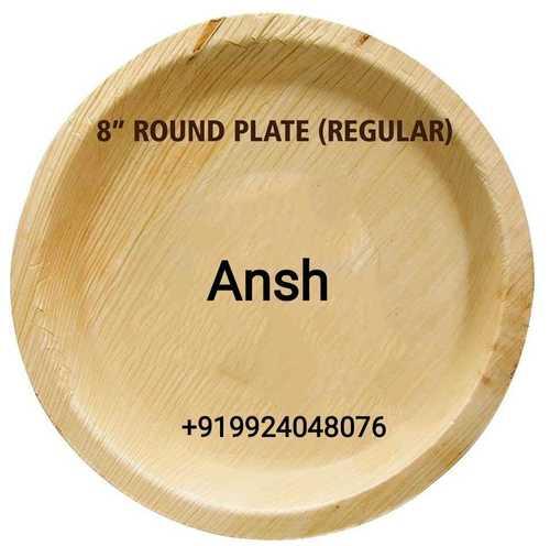 Areca Palm Leaf Disposable Plate