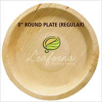 Areca Palm Leaf Disposable Plate