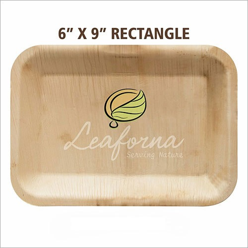 Disposable Areca Palm Leaf Plate
