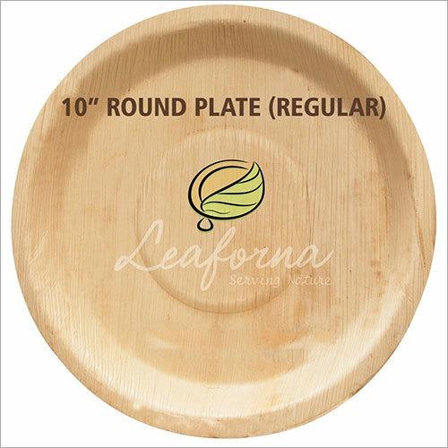Eco Friendly Areca Palm Leaf Plate