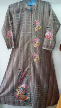 Digital textile printing services on kurti