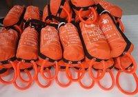 throw bag rescue, life rope, rescue bag, life bag, Reflective Belt bag
