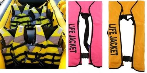 life jacket, marine life jacket, life vest, inflatable life vest