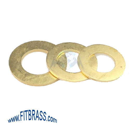 Brass Flat Washer