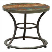 Reclaimed Stool