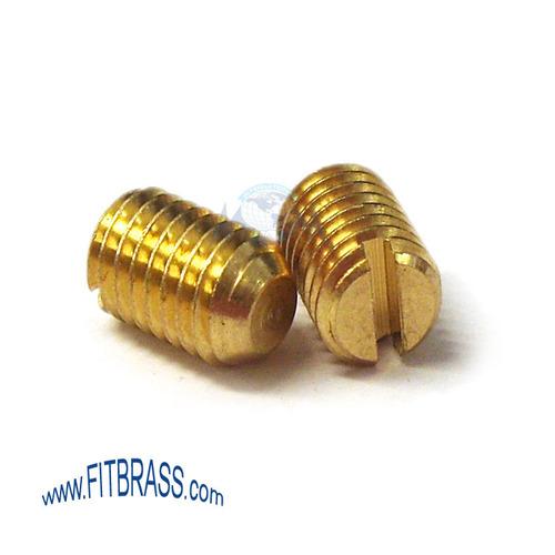 Brass Grub Screws