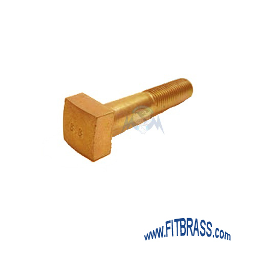 Brass Square Head Screws
