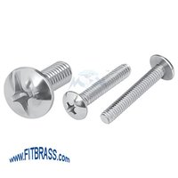 Brass Truss Head Machine Screw