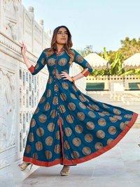 Designer kurti Reyon