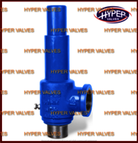Thermal pressure safety valve