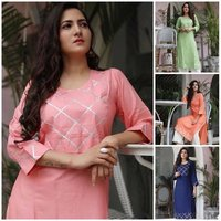 Cotton Summer Kurti