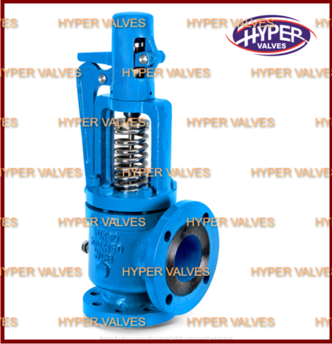 Boiler safety relief valve