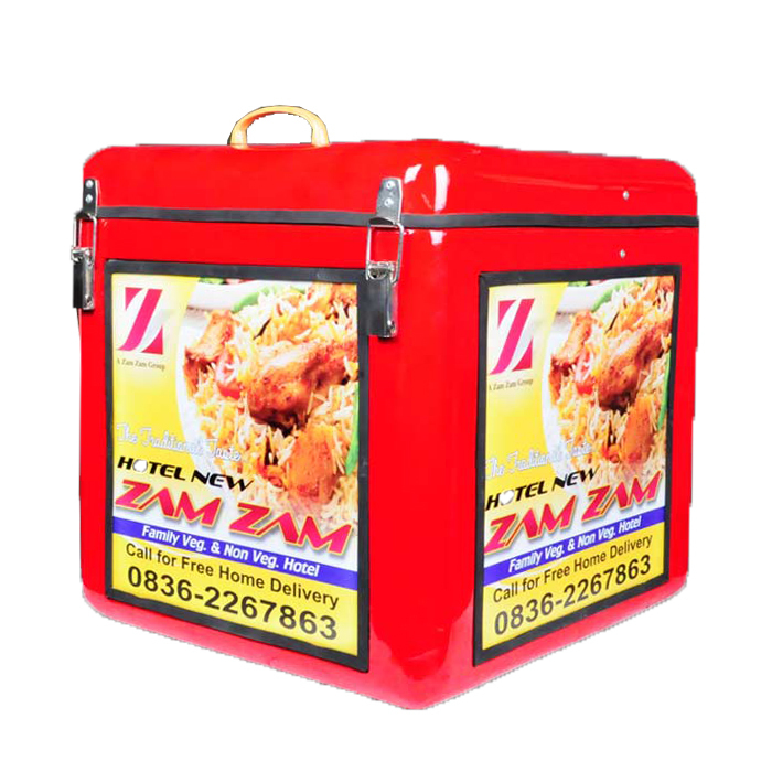 2020 REGULAR LED DELIVERY BOX TOP OPENING