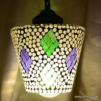 Mosaic Handmade Glass Wall Hanging