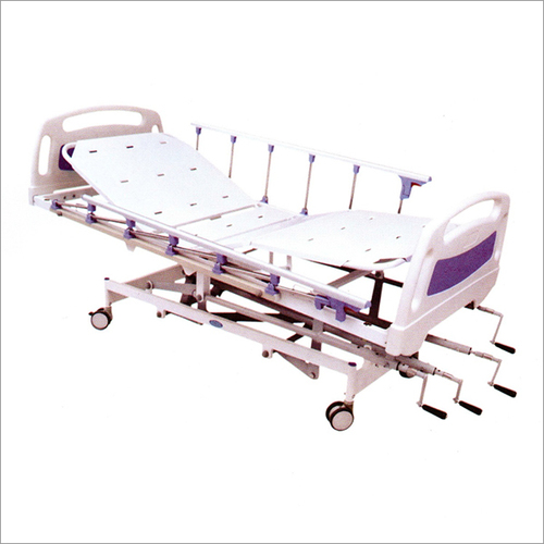 Motorized ICCU Bed