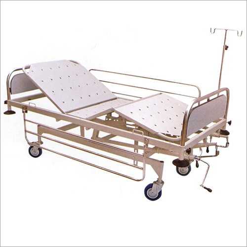 ICU Bed Manual Deluxe