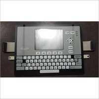 Keypad for CIJ printer