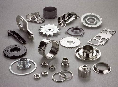 Stainless Steel Sheet Metal Assemblies