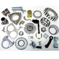 Automotive Sheet Metal Components