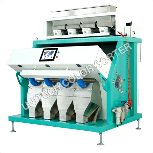 Plastic Color Sorter Machine