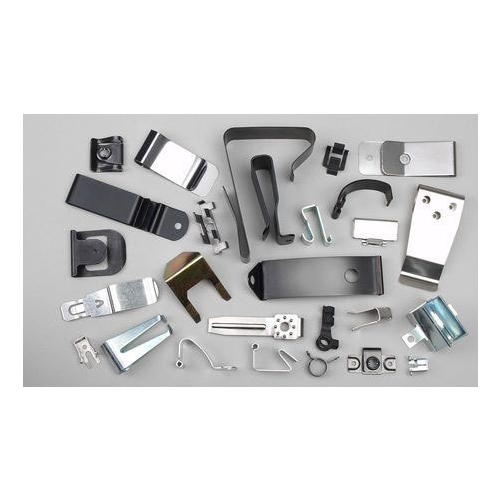 Punched Sheet Metal Components
